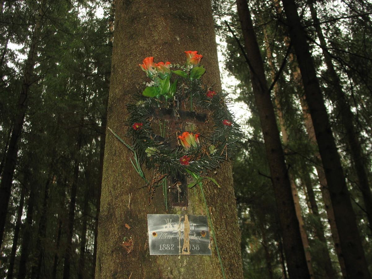 Памятная табличка И. И. Жагату. Фото 23.08.2007