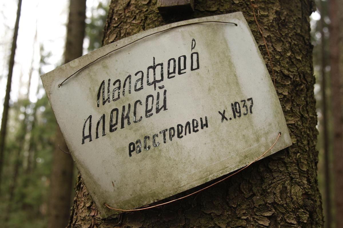 Памятная табличка А. З. Малафееву. Фото 18.05.2017
